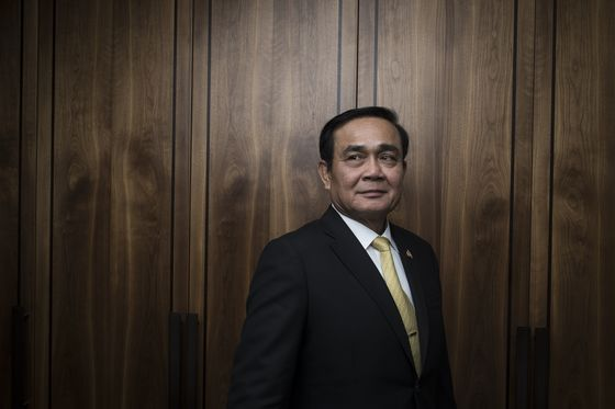 New Thai Party Picks Ministers From Junta as Leaders Before Poll