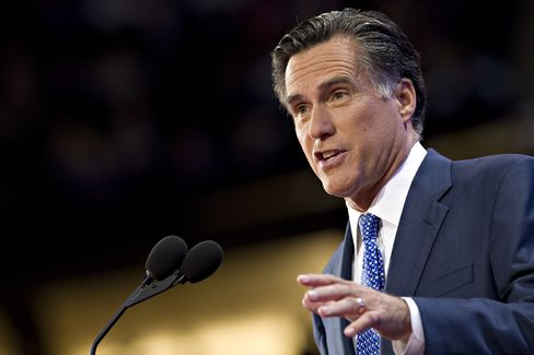 Romney as Job Creator Clashes with Bain Record of Job Cuts