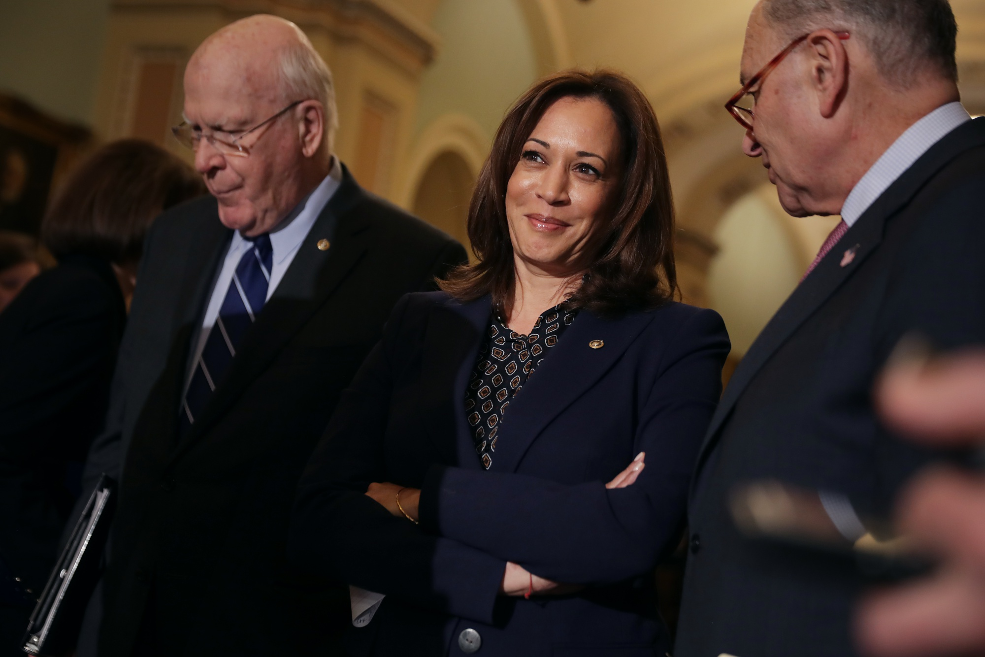 Kamala, the wall and 2020