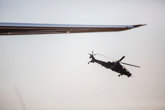 Red Falcon, Missiles Prioritized for S. Africa Defense Needs