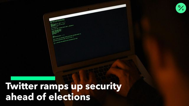 Twitter Ups Security Ahead of Elections