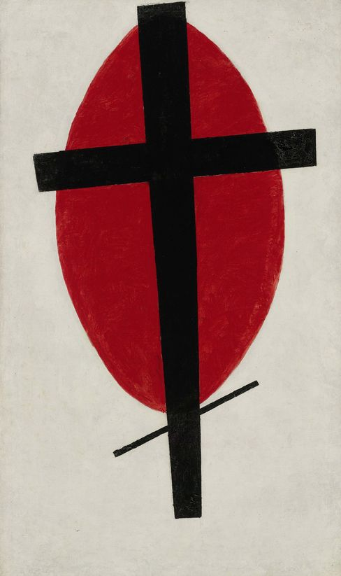 "Malevich's ""Mystic Suprematism"""
