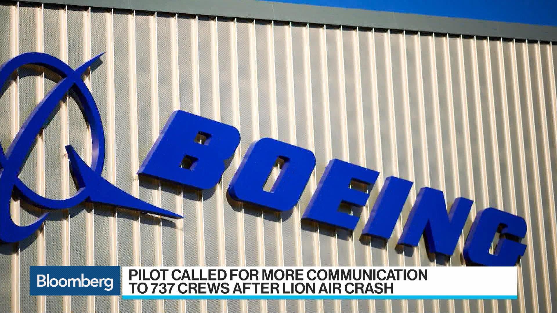 Ethiopian Air Pilot Warned Bosses of Boeing 737 Max Dangers