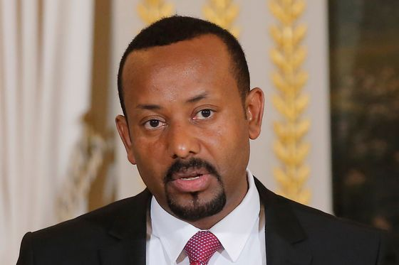 Ethiopia's New Leaders Are Clearing House