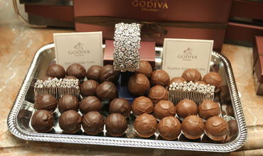 Following the Luxury Chocolate Lover