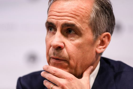 Carney Pushes Back as BOE Debates Publishing Rate-Path Forecast