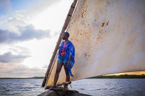 ナボンゴさんがケニアでとっておきスポットの一つと考えるのがラム島。「ラムは食べ物が信じられないほどおいしく、人はとても親切で、日没時のボートの旅は最高」