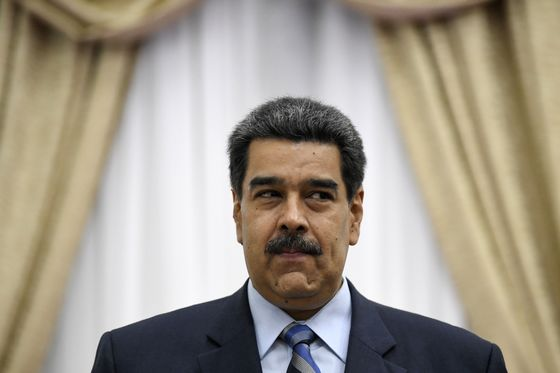 Ross Maps Sweeping Venezuela Plan Even as Maduro Refuses to Go