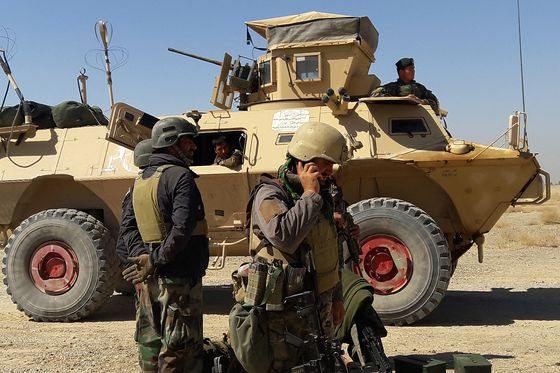 White House Weighs Evacuating Afghans as Time Runs Out
