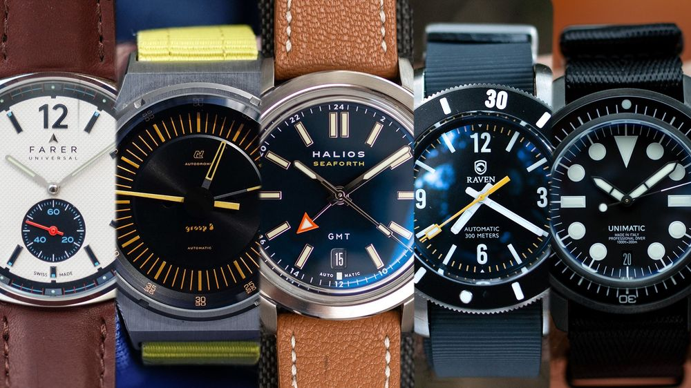 What's Behind the Huge Groundswell of Small, Independent Watch Brands?
