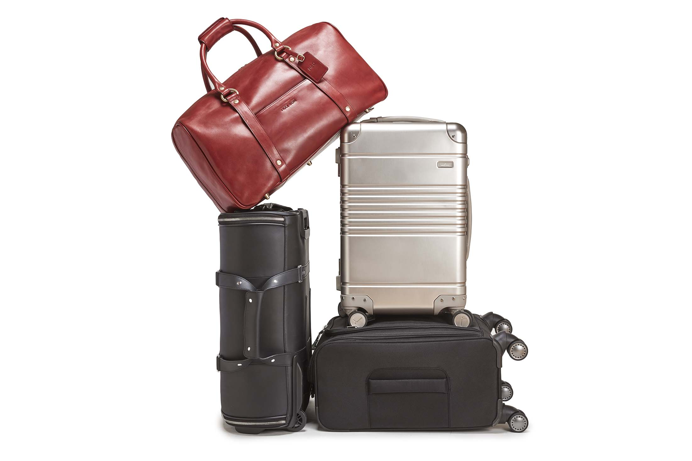 Suitcases To Help You Pack Better Travel Easier Arlo Skye Vocier D Island Shoes Slip On Zipper Wrinkle Leather Black Bloomberg