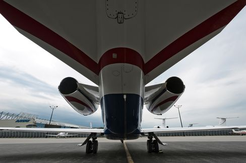 Buffett Courtship Gives Bombardier Stock Boost