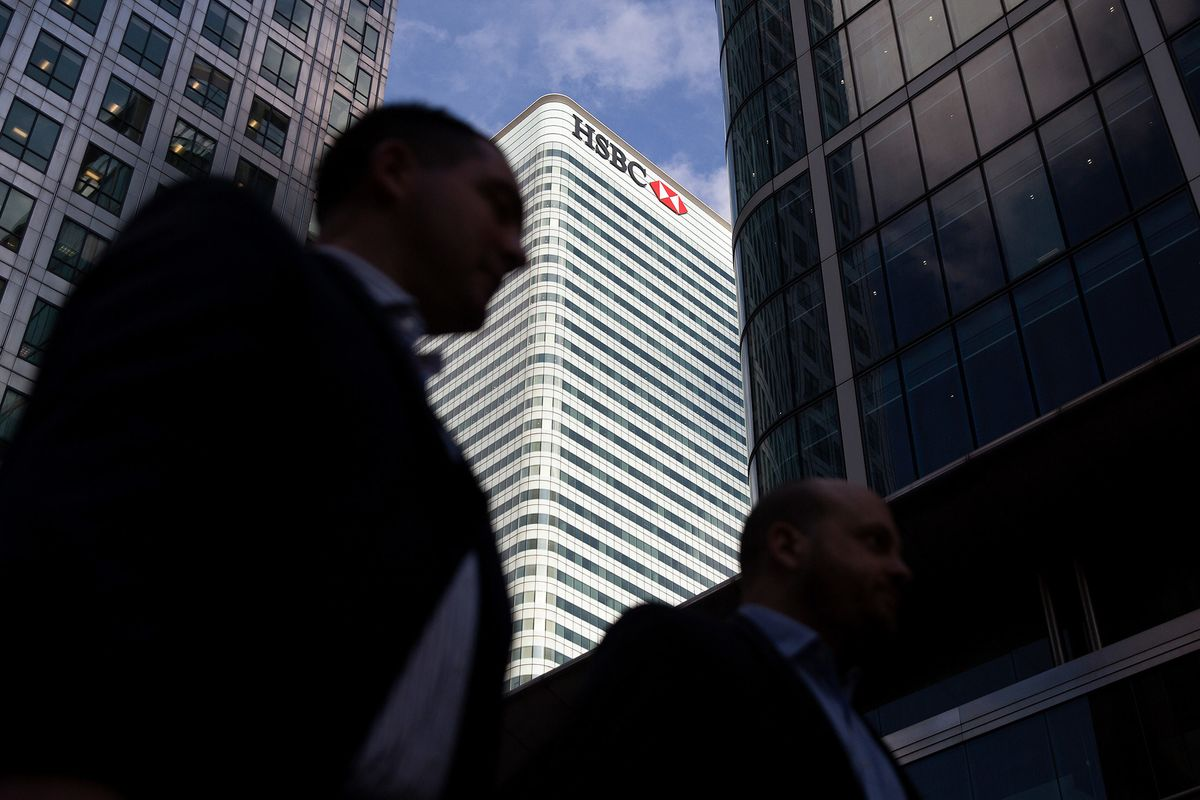 HSBC Bans Traders From Buying Stocks, Bonds on Their