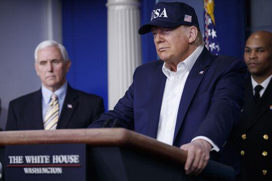 President Trump Is Negative for Coronavirus, White House Says