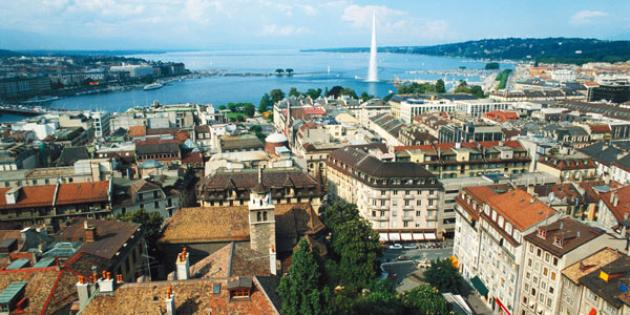 No. 8 Best Quality of Life: Geneva, Switzerland