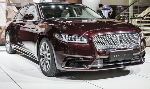 Ford Said In Talks To Begin Building Lincoln Models In