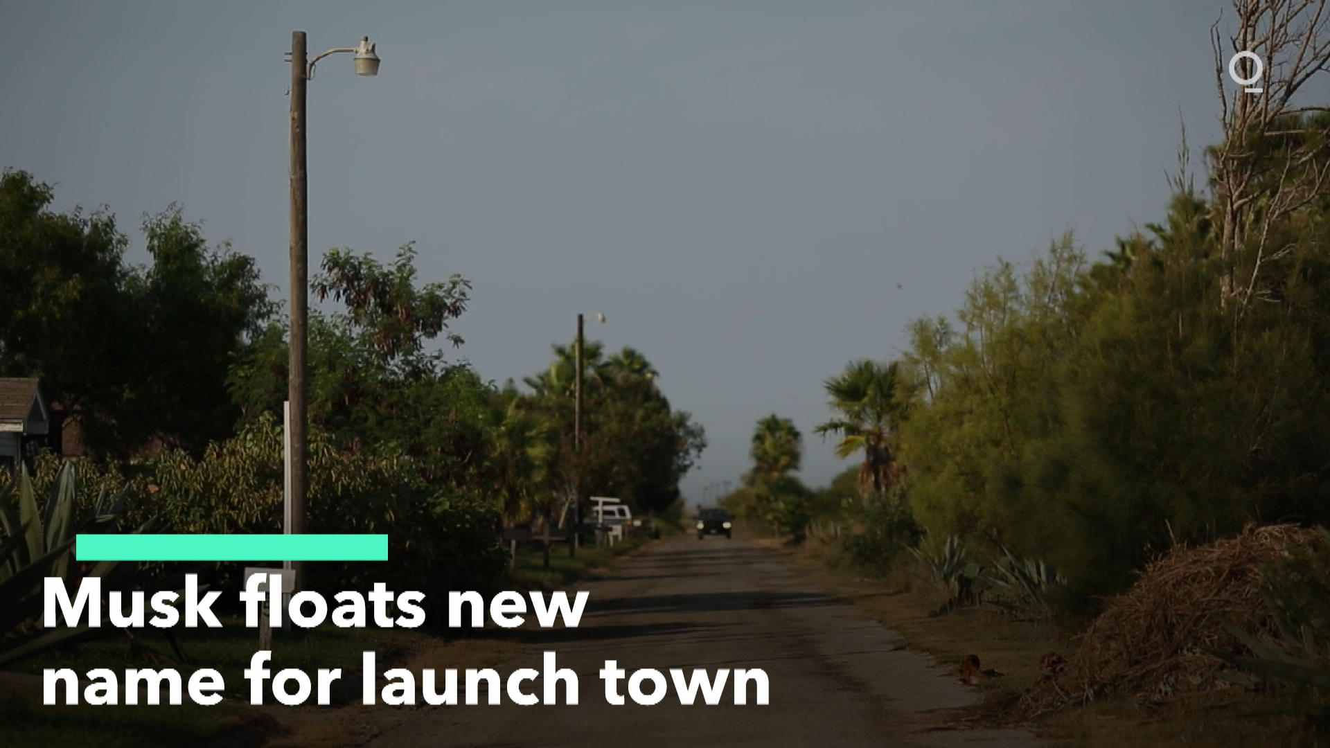 Musk Floats New Name for Launch Town thumbnail