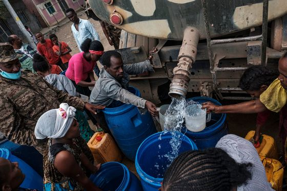 Ethiopia Sends Refugees Who Fled Tigray War Back to Camps