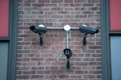 Security Cameras at Quincy Elementary School