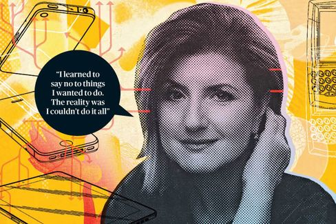 Arianna Huffington on Burning Out at Work