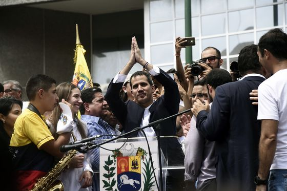 Guaido Warns Supporters of Long Struggle After Aid Gambit Failed
