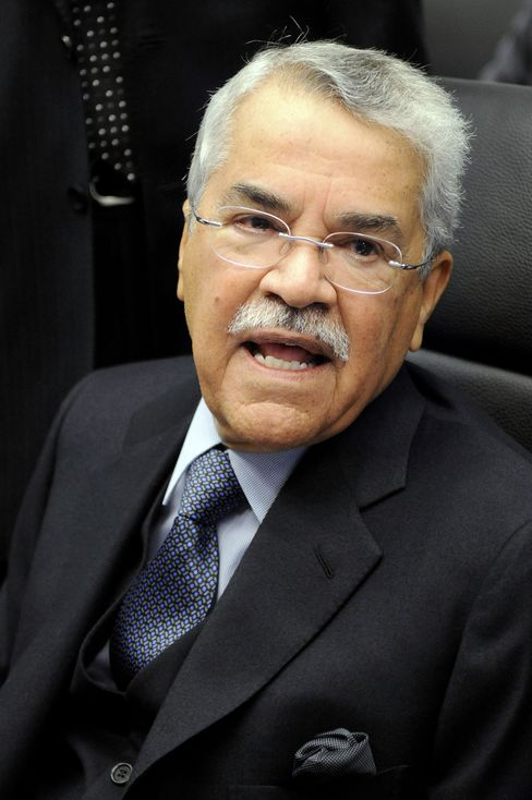 Ali al-Naimi, Saudi Arabia's oil minister