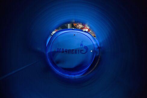 OAO Gazprom