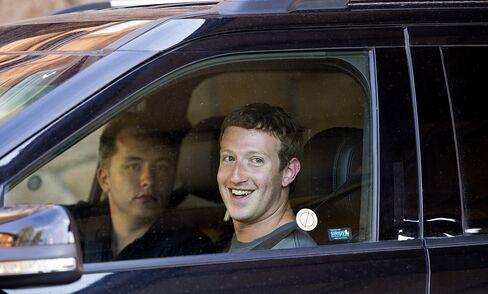 Facebook's Zuckerberg Says Mobile Shift Is His Biggest Challenge