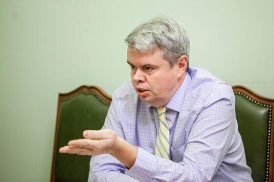Ukrainian Central Banker Warns Revamp Risks 'Substantial' Damage