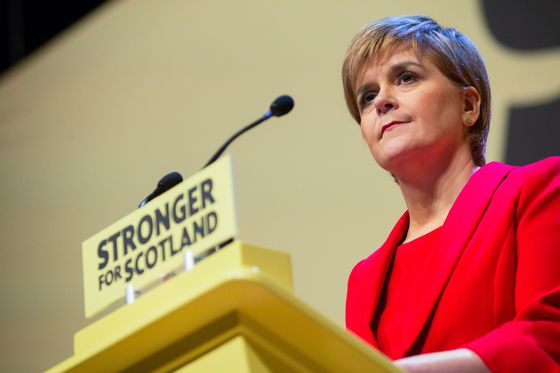 Brexit Rebels in Scotland Bid for Another Shot at Independence