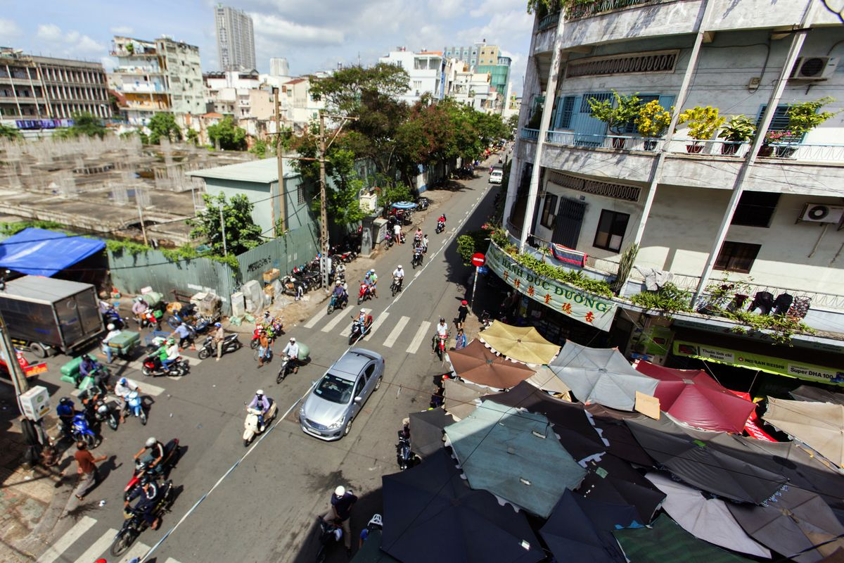 Luxury Vietnam Apartment Owners Left Hanging as Land Seized