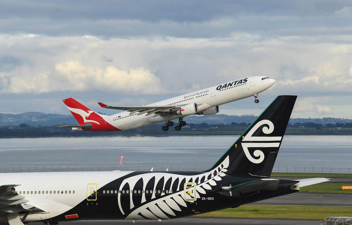 Australia Continues N.Z. North Island Green Zone Flight Pause