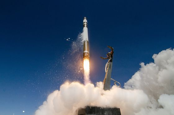 Startup Rocket Lab to Go Public in SPAC Deal With Vector
