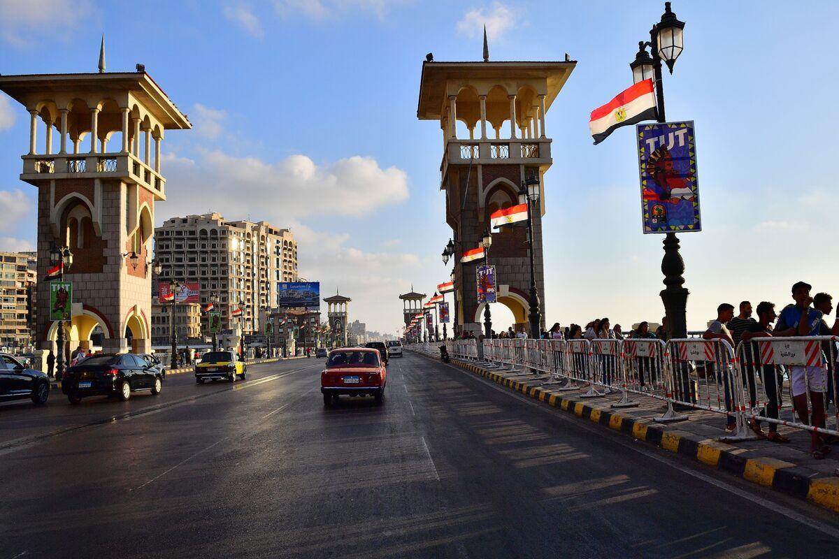Egypt Says IMF Keen on New Program to 'Preserve' Economic Gains