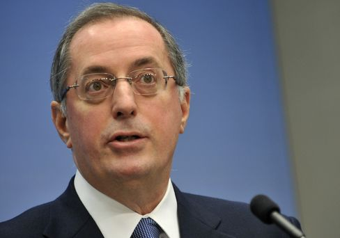 Paul Otellini, chief executive officer of Intel Corp.
