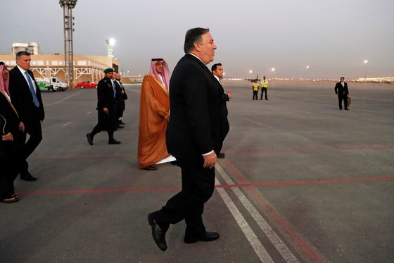 Trump, Pompeo Cite U.S.-Saudi Ties as Khashoggi Crisis Escalates