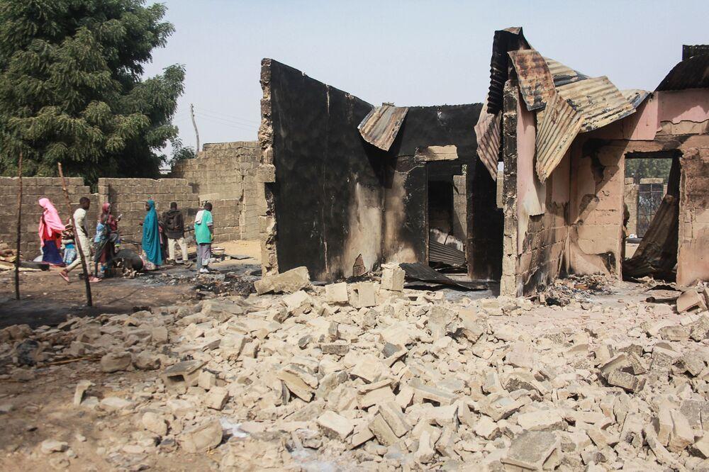 Insurgents Plan 'Massive Attacks' in Nigeria, Minister Says
