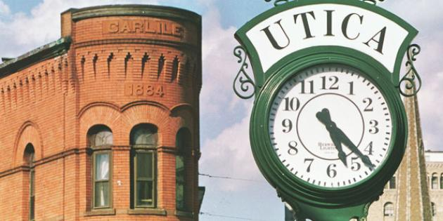 No. 16 Best Housing Market: Utica, N.Y.