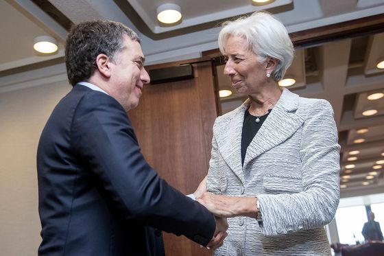 Ladling Out $50 Billion, IMF Endures Even as Trump Trashes G-7