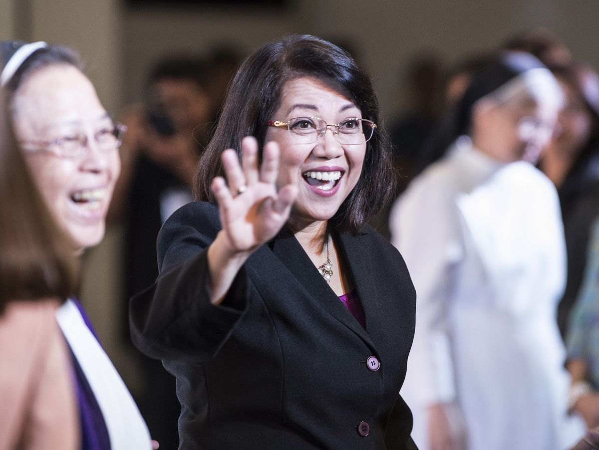 First Female Chief Justice in Philippines Faces Impeachment