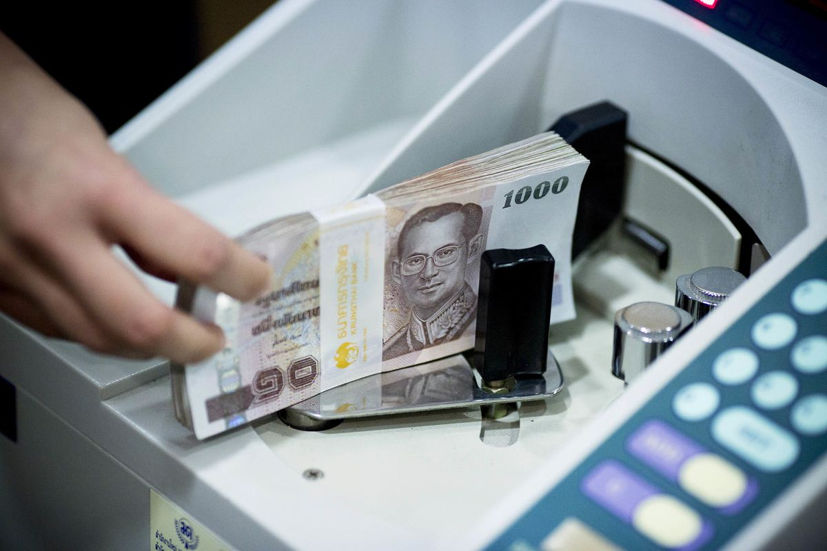 Thailand's 'Super-Baht' May Be Too Strong For Its Own Good
