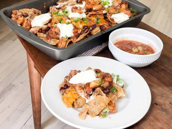 Lobster Chili Nachos From aHamptons Hotspot Break All the Rules