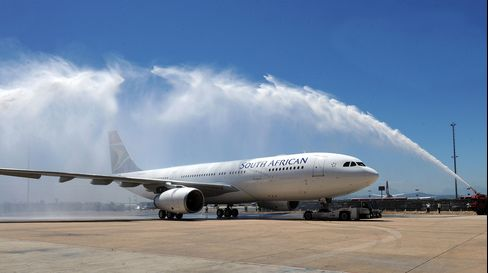 Airlines Converge on Africa as Local Carriers Seek Global Status