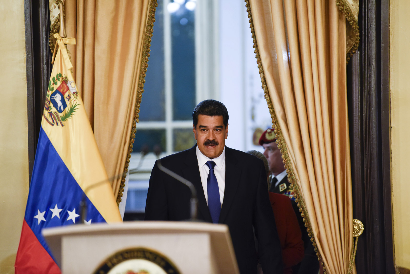 Venezuela's Maduro Is Doomed? They Said That About Syria's Assad