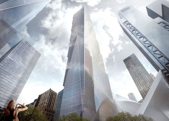 Silverstein May Start Building Final WTC Tower Without Signed Tenant