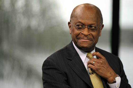 Trump Knows Herman Cain's Fed Nomination Is in Trouble, Sources Say