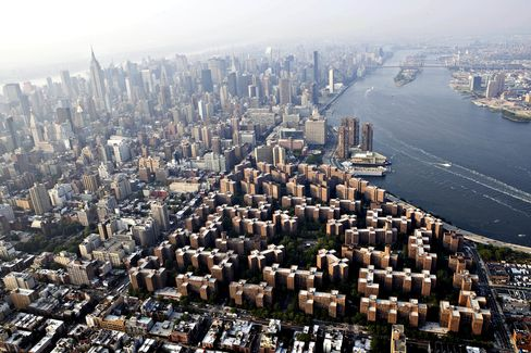 Manhattan Lures REITs Capitalizing on Rents