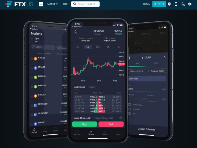 relates to Crypto Exchange Competition Heats Up With FTX.US Growth Spurt