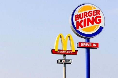 How the Average McDonald???s Makes Twice as Much as Burger King