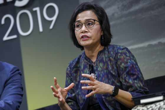 Indonesia's Economy Needs Protection From Trump Tweets, Minister Says